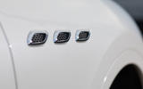 Maserati Levante S GranSport side vents