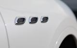 Maserati Levante S GranSport side vents