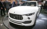 2016 Maserati Levante