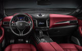 Maserati Levante GTS revealed at Goodwood as Trofeo sibling