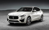 Maserati Levante GTS revealed at Goodwood as Trofeo sibling