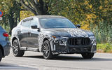 Maserati Levante GTS to get 523bhp turbocharged Ferrari V8 engine