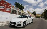 193mph Maserati Quattroporte GTS