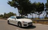 1900kg Maserati Quattroporte GTS