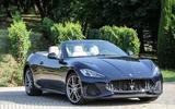 3.5 star Maserati GranCabrio Sport