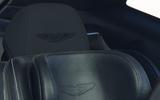 2020 Aston Martin DBX luggage sets