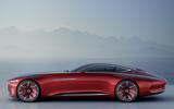 Vision Mercedes-Maybach 6 concept