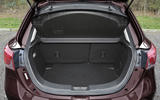 Mazda 2 GT boot space