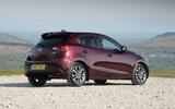 Mazda 2 GT rear quarter