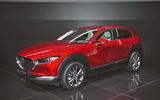 Mazda CX-30 Geneva motor show - front 3/4