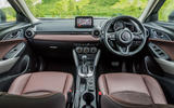 Mazda CX-3 GT Sport dashboard