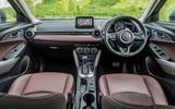 Mazda CX-3 GT Sport dashboard