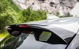 Mazda CX-3 GT Sport rear spoiler
