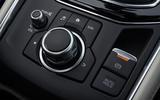 Mazda CX-5 infotainment controller