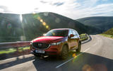 Mazda CX-5 front end