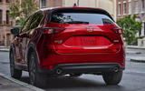 2017 Mazda CX-5 revealed at LA motor show