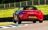 Mazda MX-5 rear