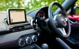 Mazda MX-5 dashboard