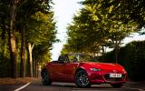 4.5 star Mazda MX-5