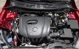 1.5-litre Mazda 2 petrol engine