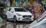 3.5 star Mazda 2