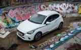 Mazda 2 top profile