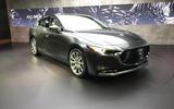 Mazda3 2018 LA Show official reveal - saloon
