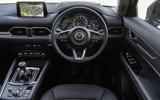 Mazda CX-5 2020 update cabin
