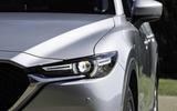 Mazda CX-5 2020 update headlight