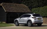 Mazda CX-5 2020 update rear side
