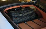 McLaren 570GT boot space