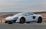 McLaren 570GT daily driver?