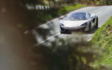 McLaren 570GT on the road
