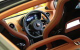 McLaren 570GT interior