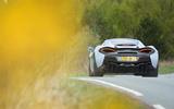 McLaren 570GT rear end