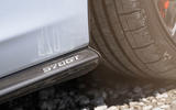 McLaren 570GT sill badging