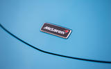 McLaren 570S Spider badging