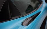 McLaren 570S Spider brake duct