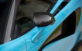 McLaren 570S Spider wing mirror
