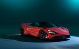 2020 McLaren 765LT - static front