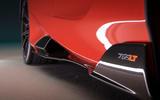 2020 McLaren 765LT - side skirt