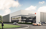 New McLaren Composites Technology Centre