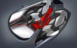 New McLaren F1 interior