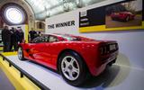 McLaren F1 crowned Greatest Supercar Ever at Classic & Sports Car Show