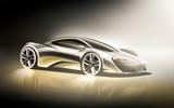 McLaren GT render