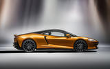 McLaren GT side profile