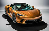 McLaren GT front three quarters