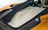 McLaren GT boot