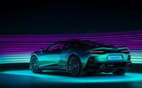 McLaren GT dark shot