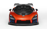 McLaren Senna revealed: new track-focused hypercar produces 789bhp